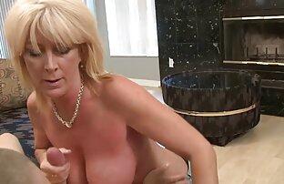 Eine Frau und cum nackte reife frauen video auf Stuhl